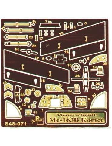 Part S48-071 Me-163B Komet...