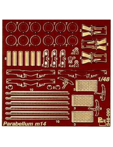 Part S48-090 Parabellum m14...
