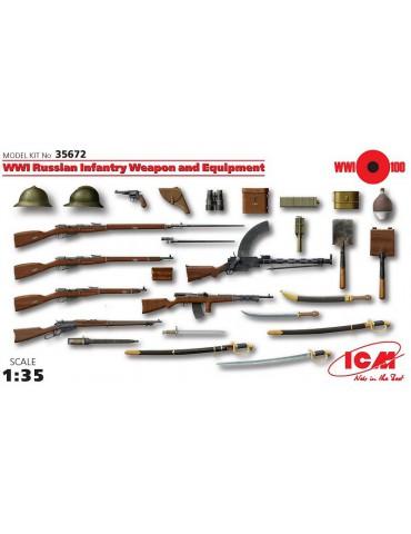 ICM 35672 Вооружение и...