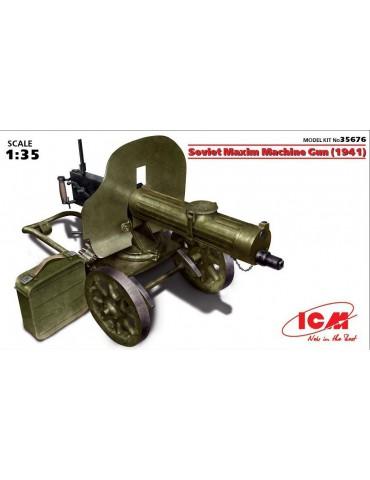 ICM 35676 Советский пулемёт...