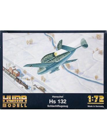 Huma 2508 Henschel Hs 132...