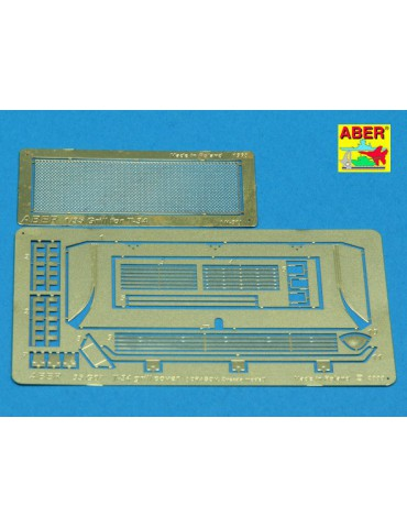 Aber G07 T-34 Grille Cover...