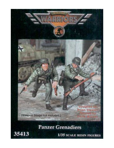 Warriors 35413 Panzer...