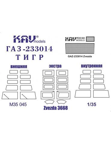 KAV-models KAV M35 045...