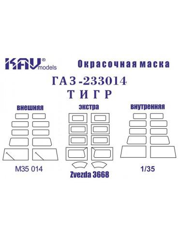 KAV-models KAV M35 014...
