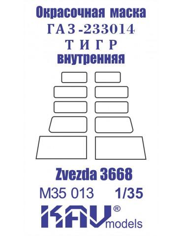 KAV-models KAV M35 013...