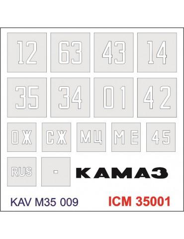 KAV-models KAV M35 009...
