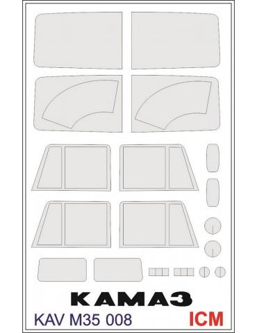 KAV-models KAV M35 008...