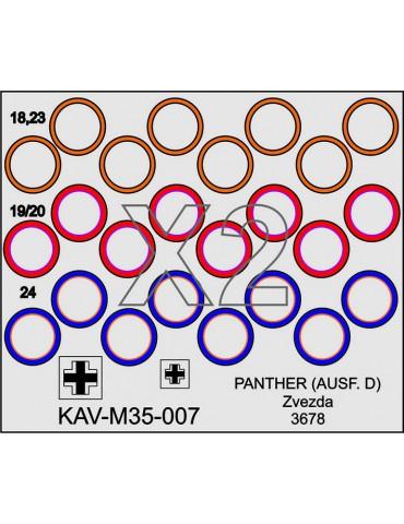KAV-models KAV M35 007...