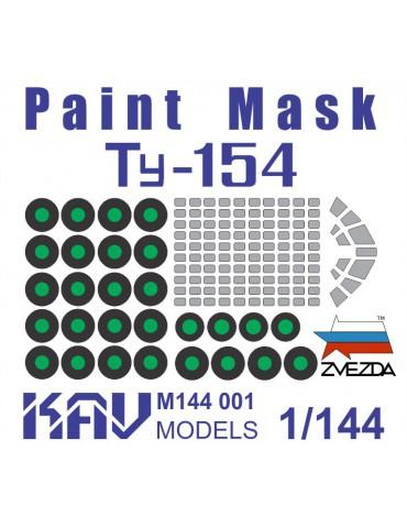 KAV-models KAV M144 001...