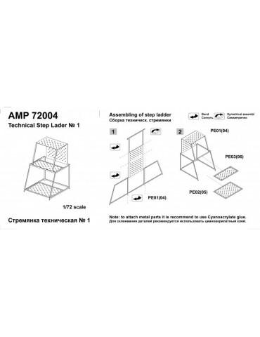 Amigo Models АМP 72004...