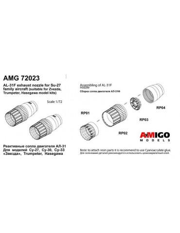 Amigo Models АМG 72023...