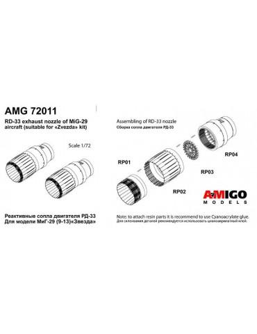 Amigo Models АМG 72011...