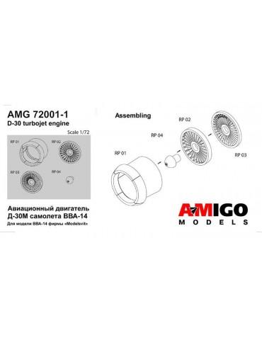 Amigo Models АМG 72001-1...