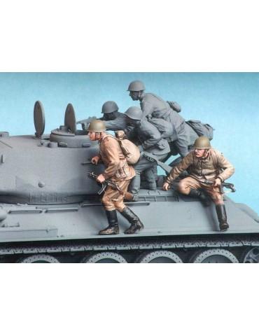 Tank 35009 Советская...