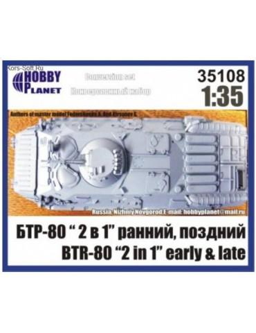 HOBBY Planet 35108 БТР-80,...