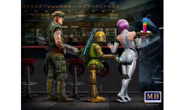 Новая серия фигур Master box на тематику фэнтези!